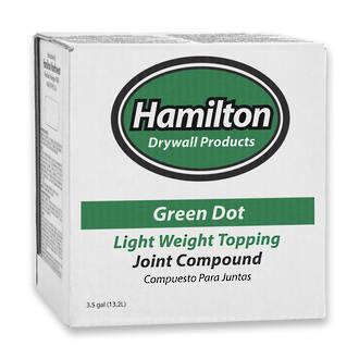 Hamilton Green Dot Topping (13.6ltr)